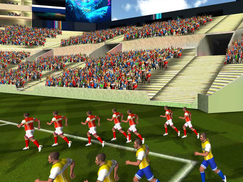 Футбол 2016 Real Soccer Скриншоты6