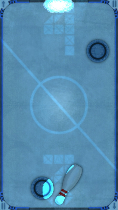 FPAH: Foul Play Air Hockey - iPhone Edition Screenshots