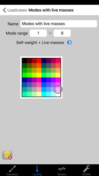 CASA Space Frame 3D iPhone Screenshot 2