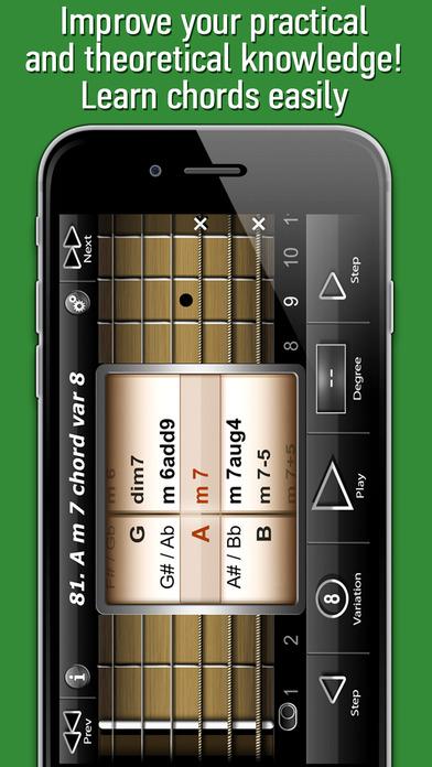 Guitar Chords LE iPhone Screenshot 2