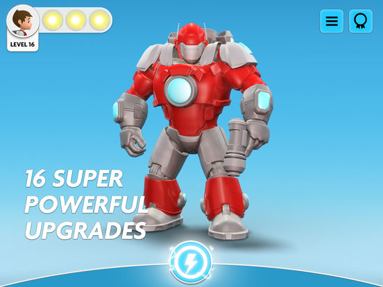 Super Powerboy Screenshots