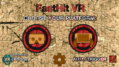 FastHit VR screenshot for iPhone