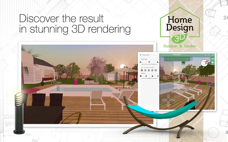 Home Design 3D Outdoor & Garden DMG Cracked for Mac Free Download