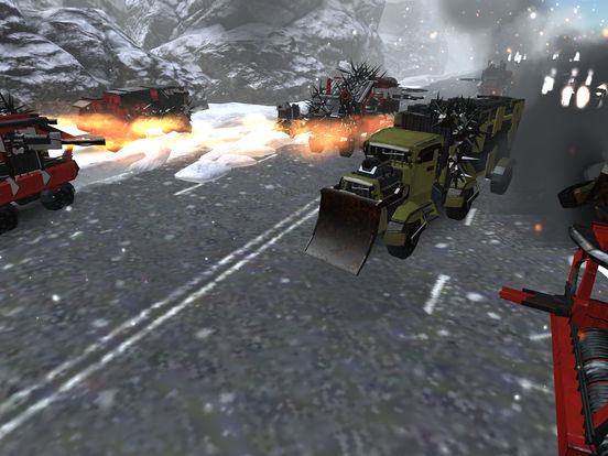 Unstoppable: Highway Truck Racing Game Screenshots