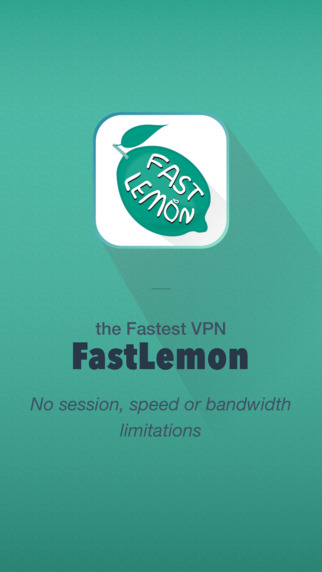 FastLemonVPN - Best Unlimited VPN Proxy to Access any website securely Screenshots