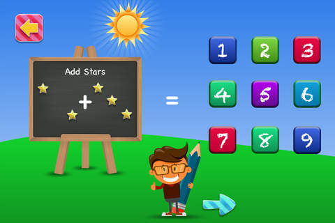 PreSchool Maths screenshot 4