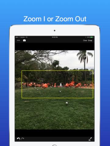Any Shape Photo Crop Screenshots
