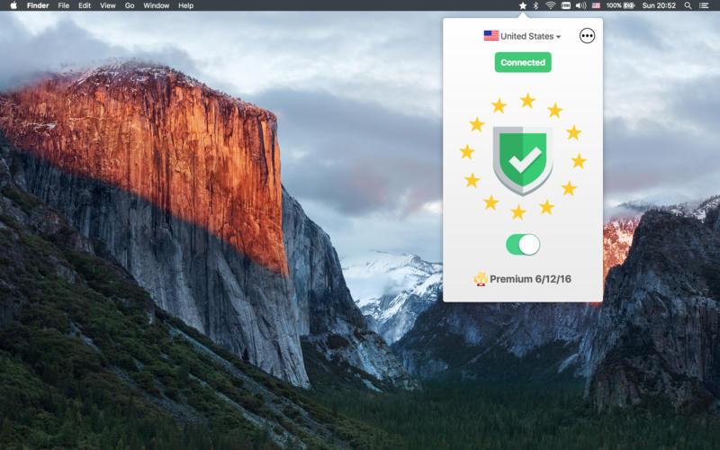 Star VPN Screenshot - 2
