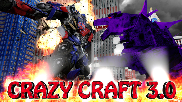 CRAZY CRAFT MODS FOR MINECRAFT PC EDITION - Epic Pocket Crazy Edition Wiki for Minecraft PC.