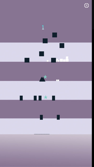 Tiny Box Rush Run - Drop Block Style Screenshot