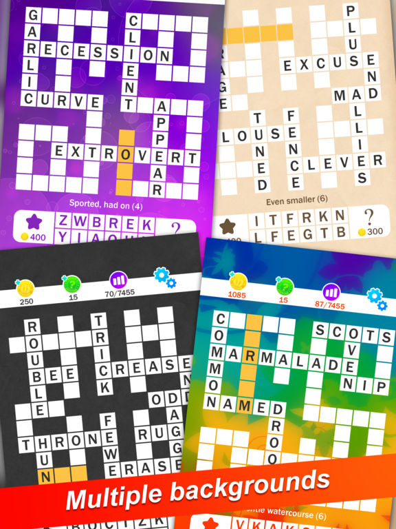 Crossword : World
