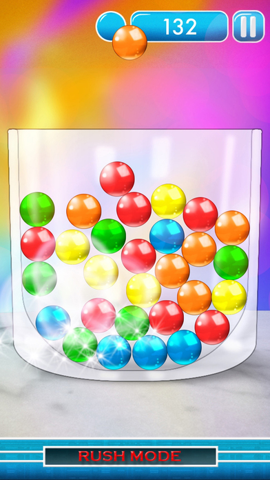 Glass Balls Lite Screenshot