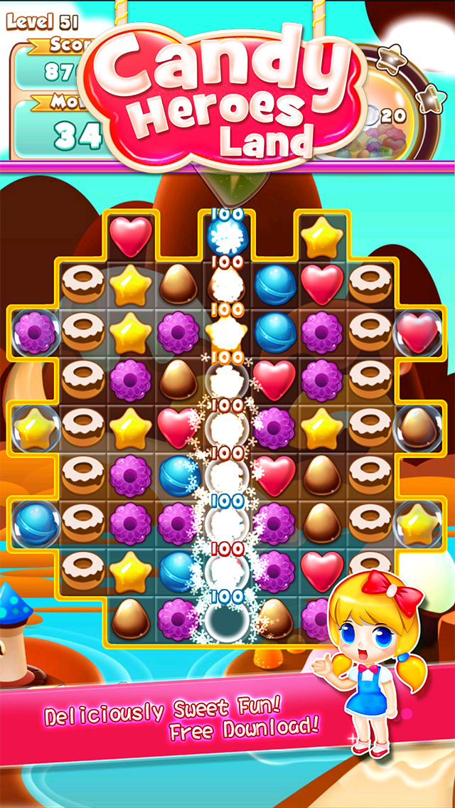 Toy Blast Saga Game Free : App shopper candy heroes land jelly of crush blast soda