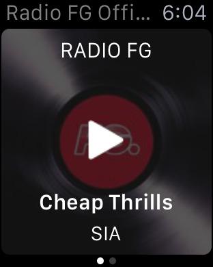 Radio FG Premium iPhone Screenshot 6