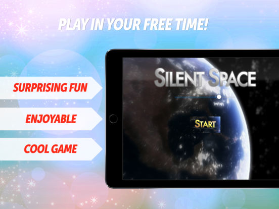 Silent Space - Simon Says for the ears! iPad Screenshot 1