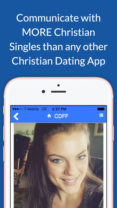 christian dating app iphone