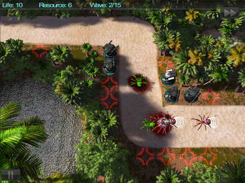 Defend The Jungle Screenshots