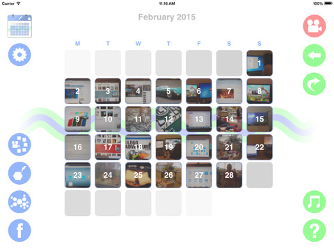 Video Diary - Record your world one day at a time Screenshots