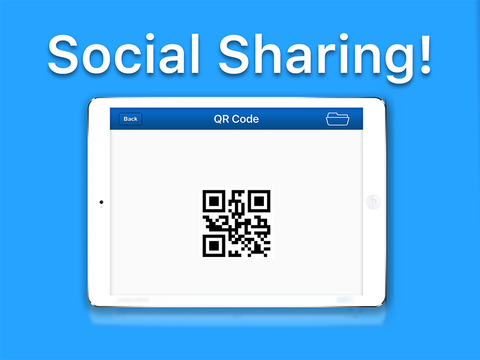 QR Reader - Scan, Create and Read QR Code with Logo / Icon Screenshots
