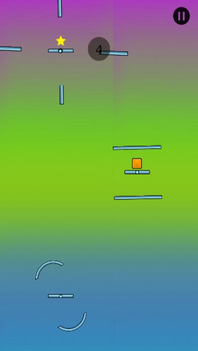 Star Cubes Geometry Game Screenshot