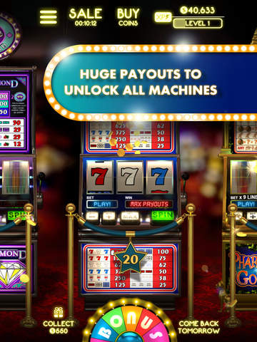 slot machines in vegas with the best payouts