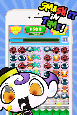 Monster Mash Puzzle Kids Blast Games for Slug Life screenshot 3