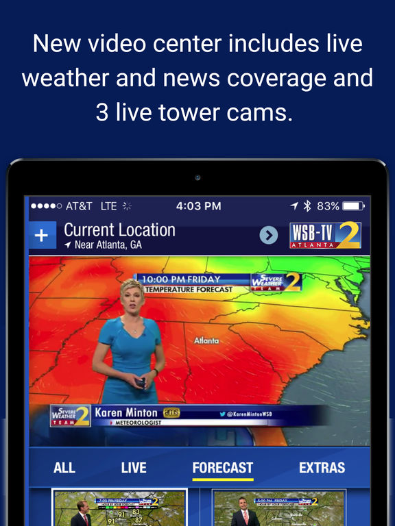 wsbtv channel 2  u2013 atlanta weather  radar  forecast on the