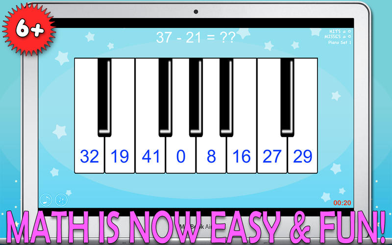 Math Music – Play Piano & Count screen