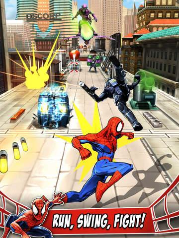 Spider man unlimited slots