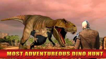 Screenshots of 2016 Dinosaur Hunting Park 3D : Reload Dino World Safari Hunt Season Games for iPhone