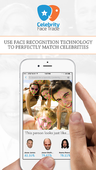 Celebrity Face Trade