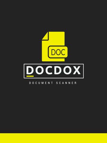 Docdox - Document Scanner Screenshots