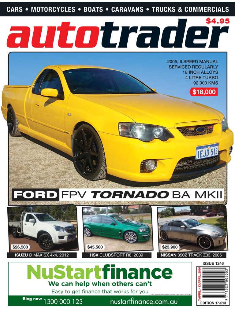 App Shopper: Autotrader Magazine (Newsstand)
