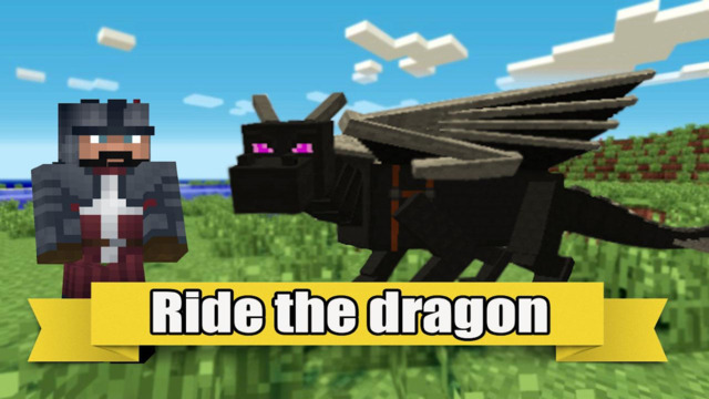 DRAGONS MODS for Minecraft - The Best Pocket Wiki for MCPC Edition! Screenshots