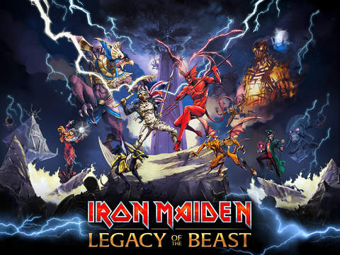 Iron Maiden: Legacy of the Beast Screenshots