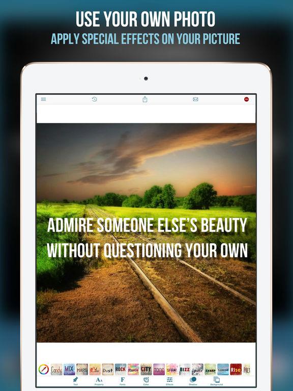 Quotes Creator screenshot