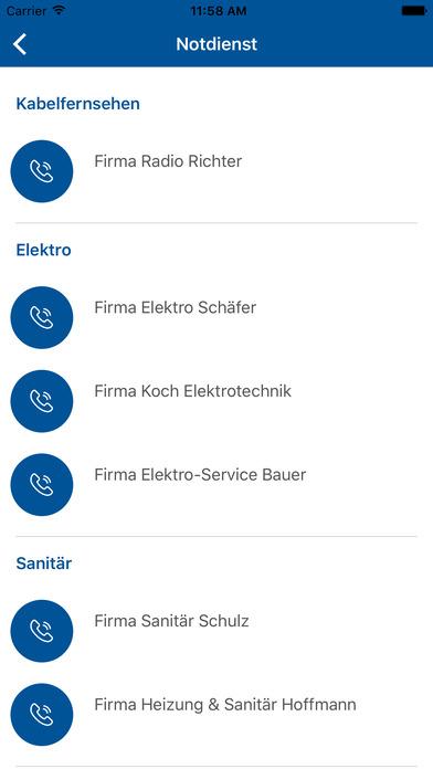GWU Eckernförde direkt screenshot