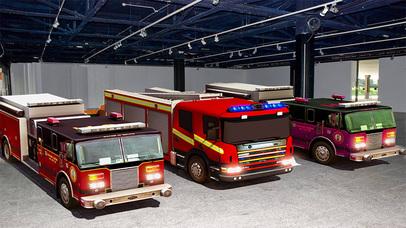 Fire Brigade Truck Simulator 2016 screenshot 2