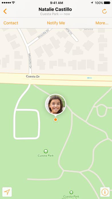 Найти друзей Screenshot