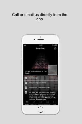 AmayBeats screenshot 1