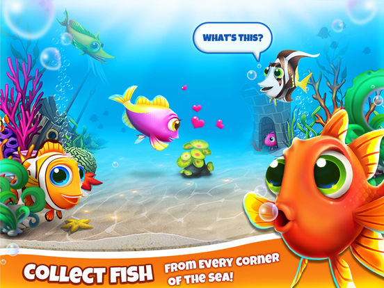 fish mania on the app store ForFish Mania Game