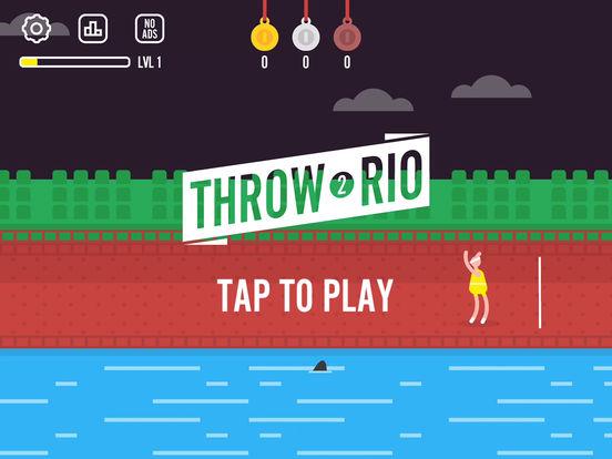 Скачать игру Throw2Rio
