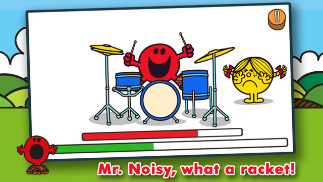Mr Men: Mishaps & Mayhem Screenshots