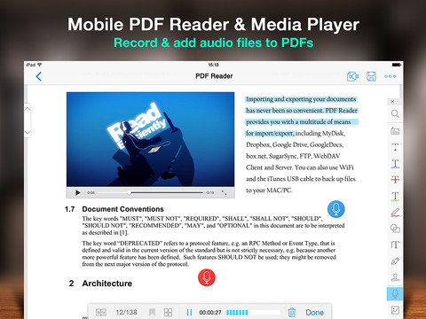 PDF Reader Premium – Annotate, Scan, Fill Forms and Take Notes Screenshots
