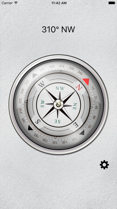 Screenshot #7 for Compass HD Lite