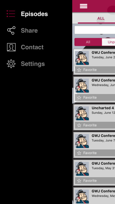 Gamers With Jobs Conference Call iPhone Screenshot 4