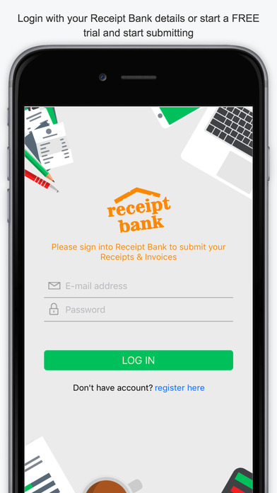 Receipt Bank Receipts Invoice Scanner AppRecs - Invoice scanner