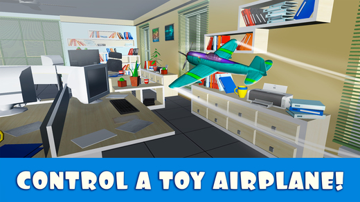 RC Toy Airplane Flight Simulator 3D Full Screenshots