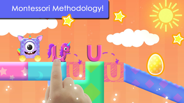 Learn to Read : Mario Alphabet Apps for kids Screenshots