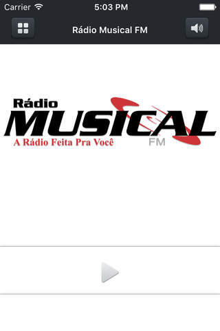 Rádio Musical FM screenshot 1